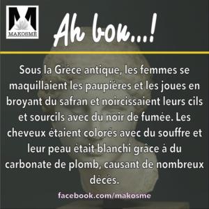 Beauté Grèce antique